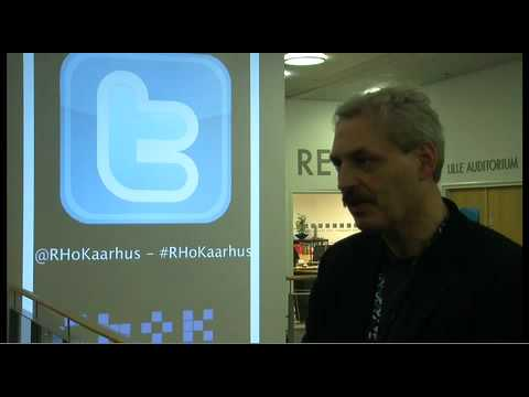 Interview with jury member Michael Holm  from Systematic at RHoK Aarhus