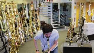 P.Mauriat PMXT 66R Tenor Saxophone