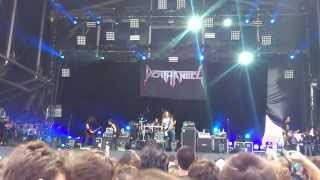 "Death Angel ""Kill As One"" HellFest 2012"
