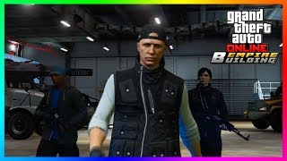 GTA Online Kingpin Empire Business DLC NEW Information - Stealing RARE Cargo, Weapon Crates & MORE!