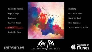 Ron Pope - Calling Off The Dogs (Album Sampler)