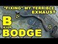 Welding Up My Broken Exhaust - Daihatsu Cuore Avanzato TR-XX R4 Project Episode 16