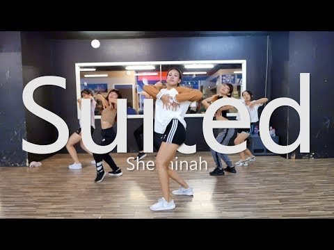 Shekhinah - Suited _ 雅娟老師 STREET JAZZ 2017.09.13