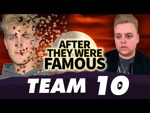 TEAM 10 | AFTER They Were Famous