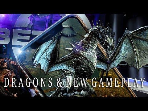 Todd Howard Reveals Brand New Elder Scrolls Blades Gameplay !!