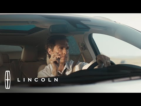 """""""Bull"""" Matthew McConaughey and the MKC: Official Commercial"""