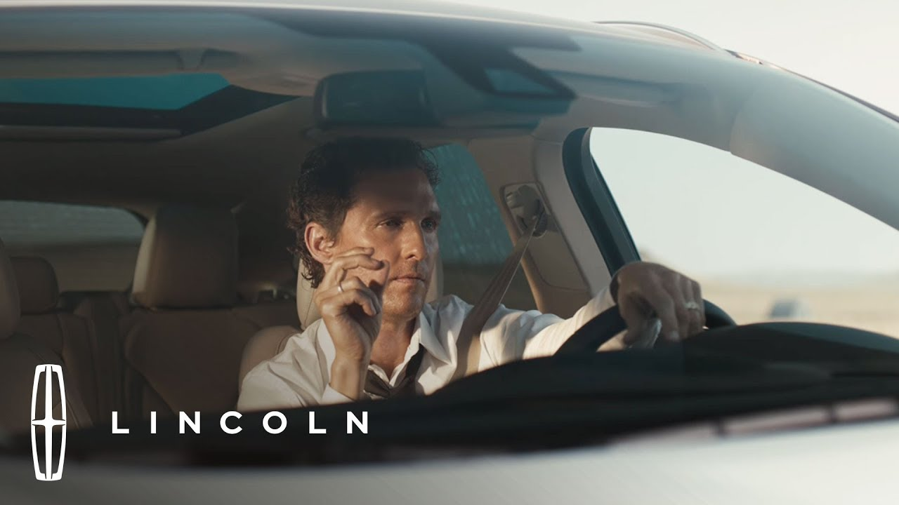 Bull Matthew Mcconaughey And The Mkc Official Commercial Lincoln