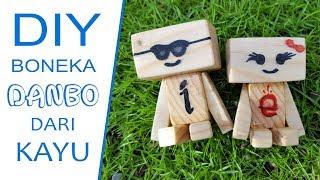DIY Boneka DANBO Dari Kayu