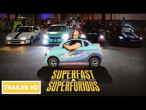 SUPERFAST & SUPERFURIOUS - TRAILER UFFICIALE HD