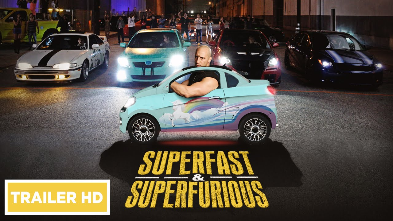 Superfast Amp Superfurious Trailer Ufficiale Hd Youtube