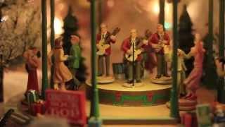Lemax Village & Carnival Christmas Display 2014