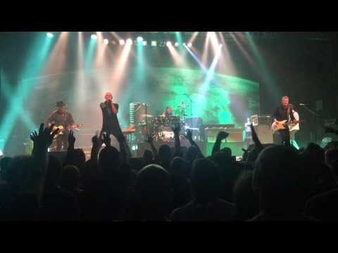 Both worlds - Midnight Oil live Berlin 25.06.2017