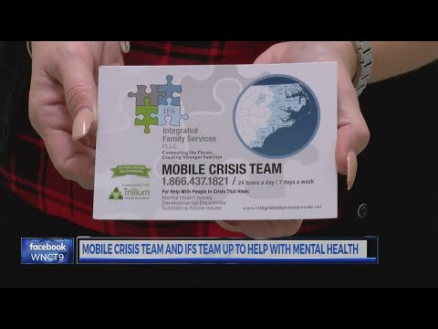 Mobile Crisis Line means improved mental health care for Onslow Co.