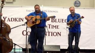 Gaining Ground Bluegrass Band - Doing My Time