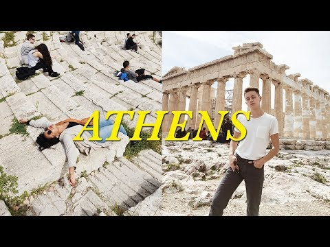 AIN'T NO OTHER CITY BUT ATHENS | DamonAndJo