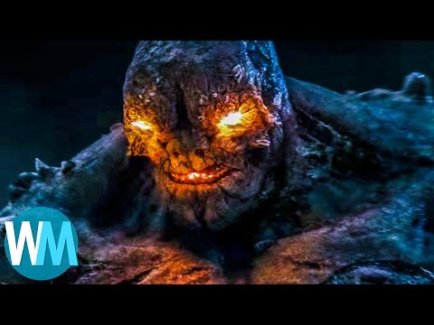 Top 10 Stupidly Overpowered Supervillains