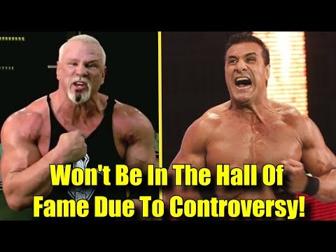 10 Wrestlers Who Will NEVER BE IN THE WWE HALL OF FAME!
