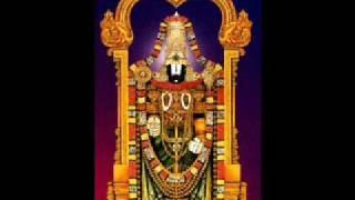 Sri Venkateswara Swamy Songs ~ Kalavo Levo Palukavunevu 6/8 ~ N D Nageswara Rao