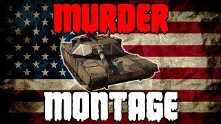 Murder Montage - Abrams - War Thunder Gameplay (Kill Montage)