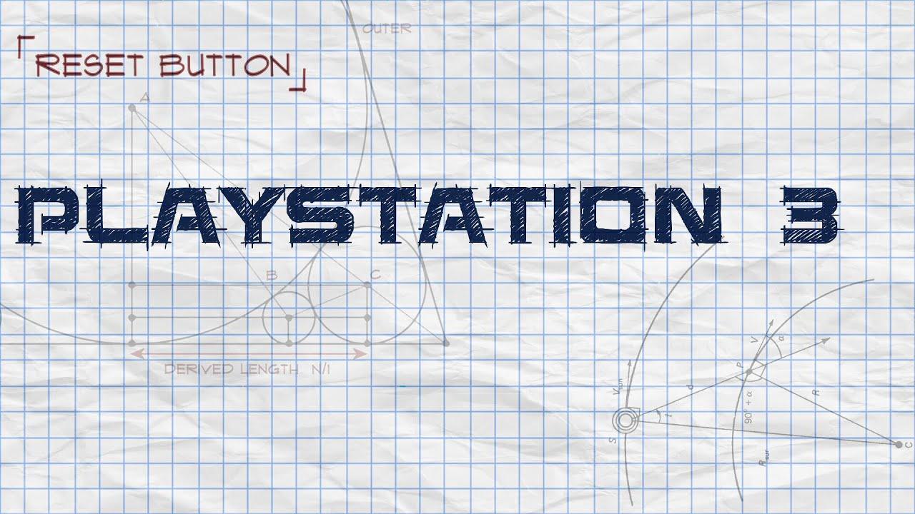 Reset Button: Playstation 3 - Twenty Sided