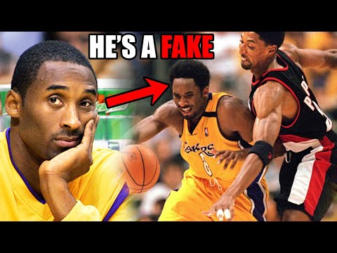 The Time Scottie Pippen BULLIED A Young Kobe Bryant and INSTANTLY Regretted It (Ft. NBA Trash Talk)