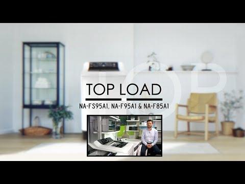 Panasonic Top Load Washing Machines | Product Guru