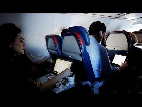 США вновь разрешили провоз ноутбуков на рейсах из Турции