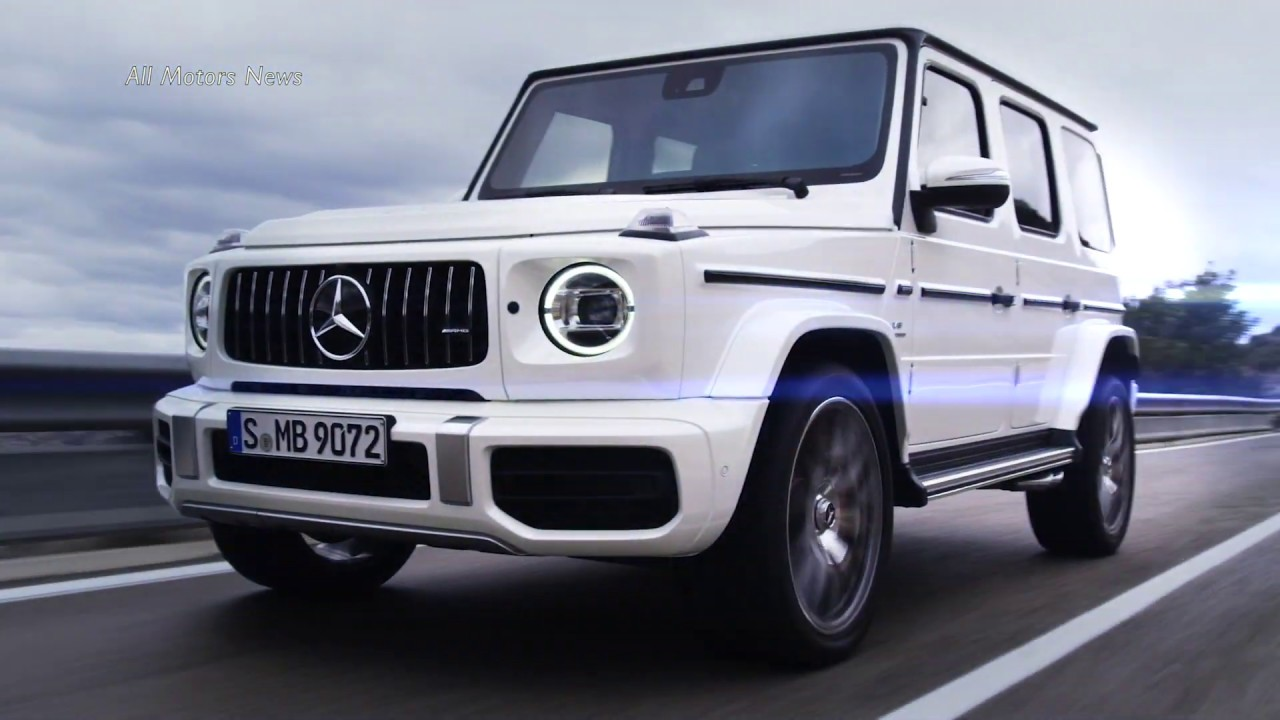 Coolest Suv Or Extreme Jeep Mercedes G63 Amg 2019