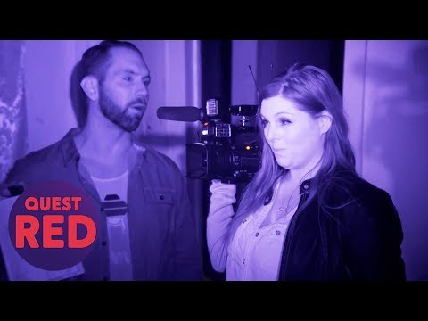 Is There An Evil Poltergeist Haunting This House?  Paranormal Lockdown
