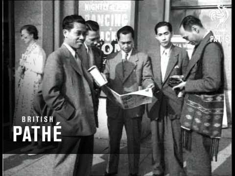 I.O.M. - T.U.C. Meets (1953)