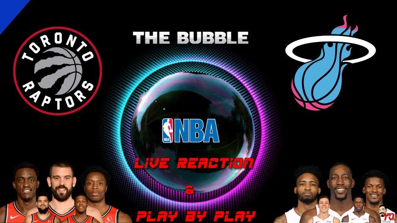 Toronto Raptors vs. Miami Heat, NBA Live Stream, Schedule, TV ...