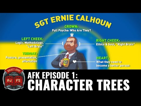 Character Trees