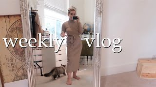ACNE REGIME + FRIDGE ORGANISATION  | Weekly Vlog #167