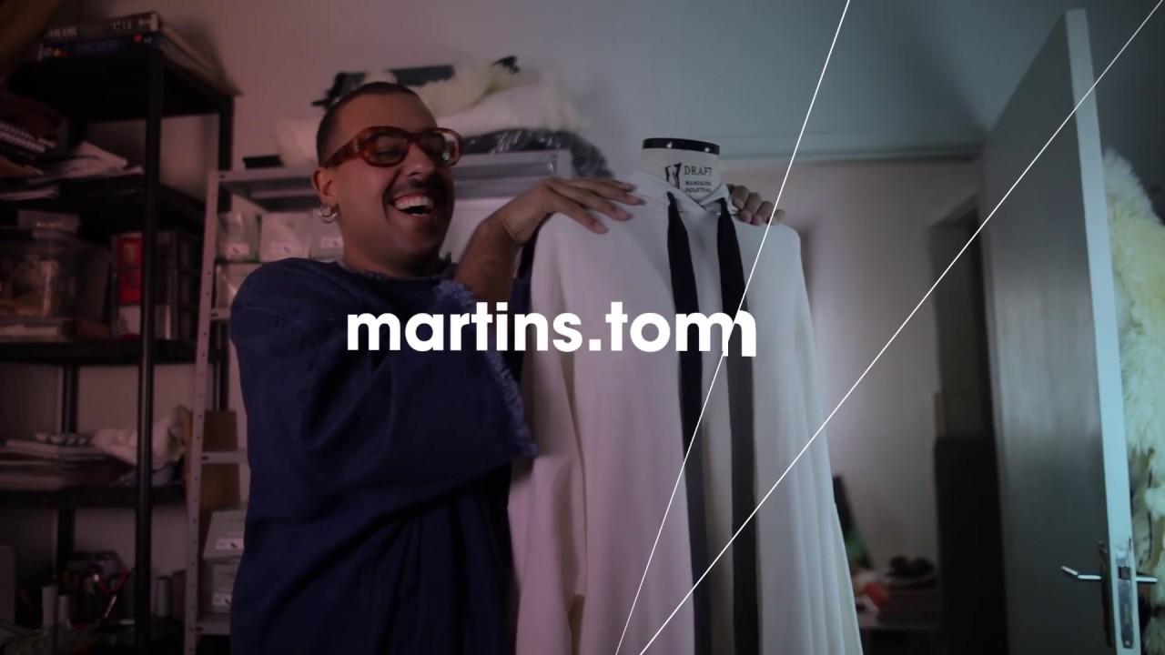 Sou de algodão | Martins Tom