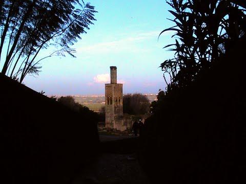 Le CHELLAH site antique .RABAT.MOROCCO