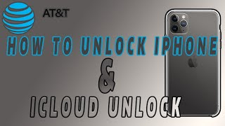how to unlock at&t iphone || iPhone USA for Att Network || iph…