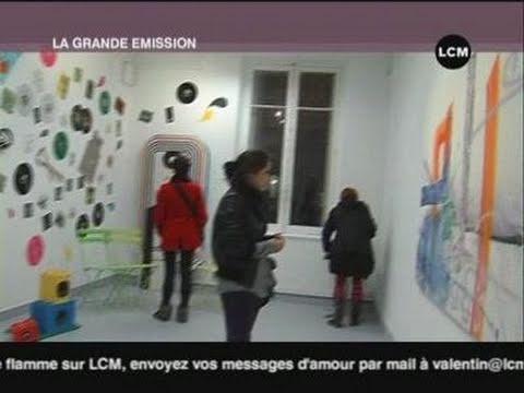 Les étudiants des Beaux Arts exposent! (Marseille)