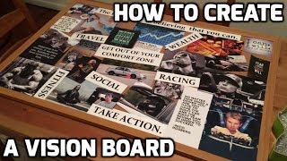 Visualize Your Goals: How to Create a Vision Board