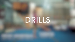 We Workout With GymKraft #3: Drills