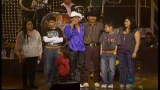 Espinoza Paz solo un dia  y su familia