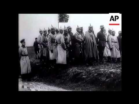 Kaiser Dies In Exile