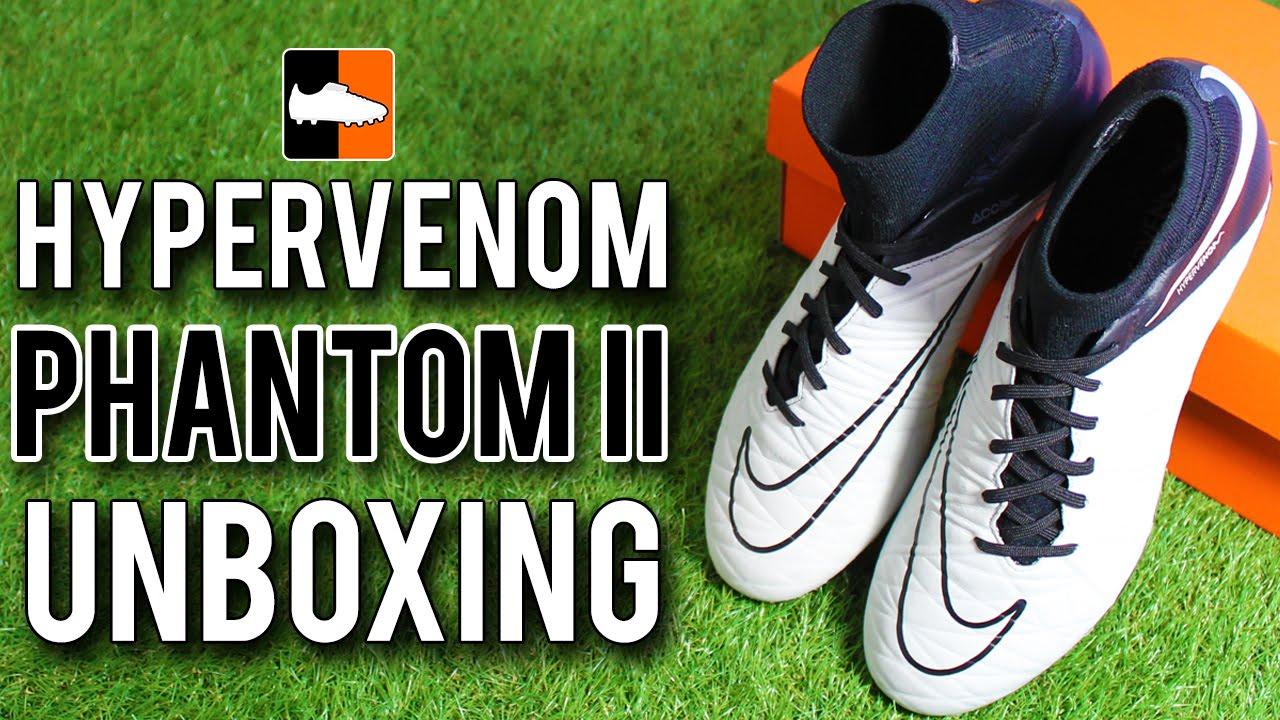 12a032d72fd Tech Craft Hypervenom Phantom II Unboxing