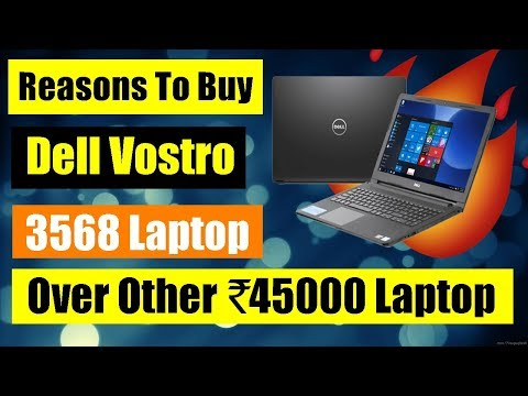 Dell Vostro 3568 i5 7th gen Laptop  5 Reasons To Buy Dell Vostro 3568 Laptop