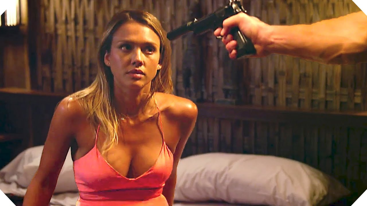 "mechanic 2 : resurrection - ""jason statham vs jessica alba"
