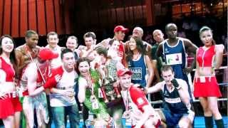 Highlights: Saxo Capital Markets White Collar Boxing Asia Cup 2012