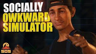 Video Socially Owkward Simulator - The Game Show (SOS) download MP3, 3GP, MP4, WEBM, AVI, FLV Juni 2018