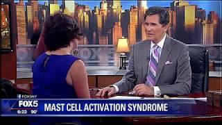Dr. Tania Dempsey MD on Fox 5 NY- Are you Allergic to Yourself?