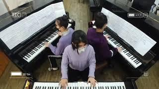 [아이은 음악학원] 겨울방학 특집 1탄-피아노 오케스트…