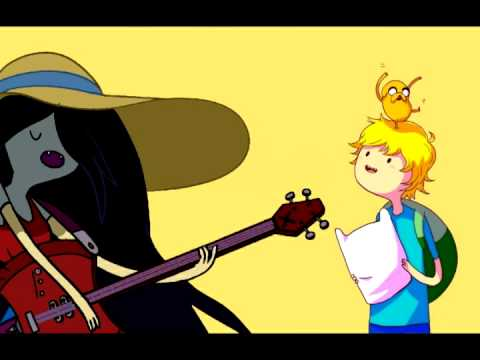 Adventure Time - Marceline: Daddy, why did you eat my fries?  (remix)