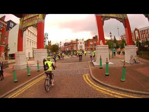 Liverpool's Sky Ride 2016...